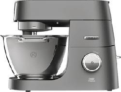 KENWOOD KVC7350S Chef Titanium Pro Multipack - Küchenmaschine (Silber)