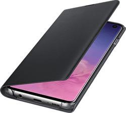 SAMSUNG Led View - Handyhülle (Passend für Modell: Samsung Galaxy S10)