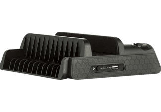 KONIX Starship (Pro+Slim) - Stand de refroidissement et de charge (Noir)