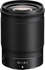 NIKON NIKKOR Z 85mm f/1.8 S - Festbrennweite