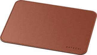 SATECHI Eco Leather - Tapis de souris (Marron)