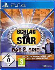 PS4 - Schlag den Star: Das 2. Spiel /D