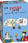 MediaMarkt AGM Zweier-Jass - Brettspiel (Mehrfarbig)