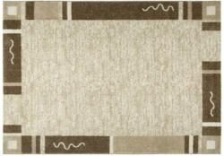 Webteppich Beige/Braun Luisa 80x150 cm
