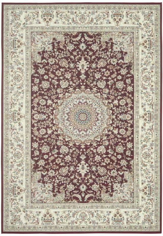 Orientalischer Webteppich Rot Nicoletta 120x170 cm