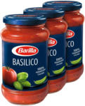 OTTO'S Barilla Sugo al Basilico 3 x 400 g -