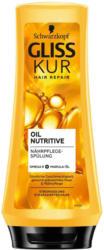 Schwarzkopf Gliss Kur Conditioner Oil Nutritive 200 ml -