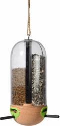 "Futterspender ""Pickbar"", 11x11x26 cm, mit 3 Kammern, Kork"