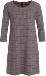 Damen Kleid mit Karo-Muster (Nur online)
