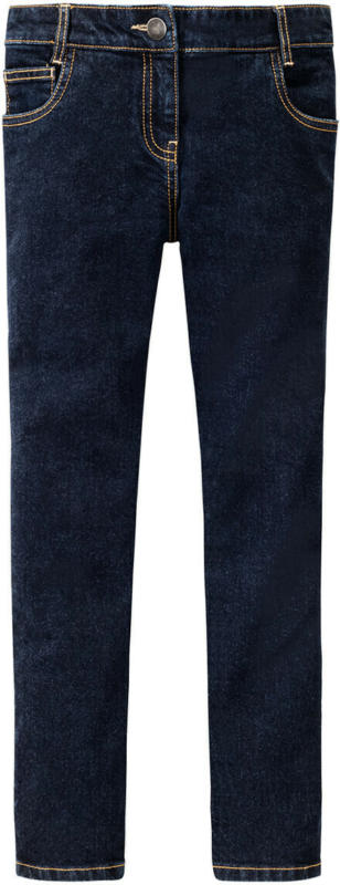 Mädchen Skinny-Jeans mit verstellbarem Bund (Nur online)