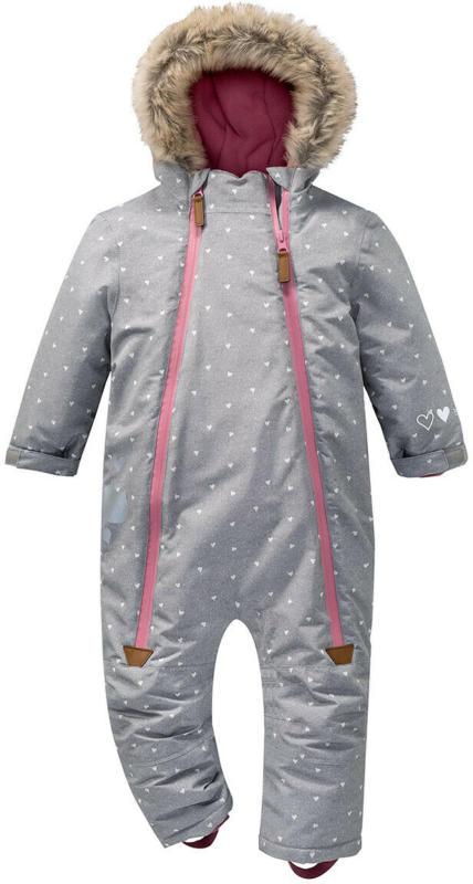 Baby Schneeoverall mit Fellimitat (Nur online)