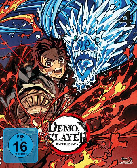 Demon Slayer - Staffel 1 - Vol. 4
