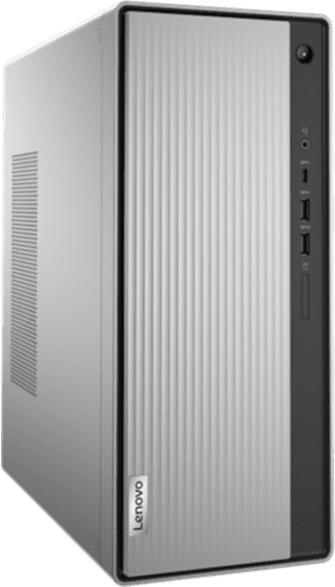Desktop PC IdeaCentre 5 14ARE05, R5-4600G, 8GB RAM, 512GB SSD, DVD, Mineral Grey (90Q30040GE)