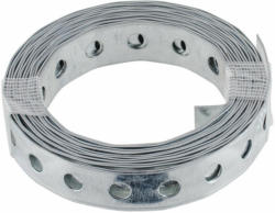 Lochband, sendzimirverzinkt, 12x0,8mm, 10m 1,2 cm | sendzimirverzinkt