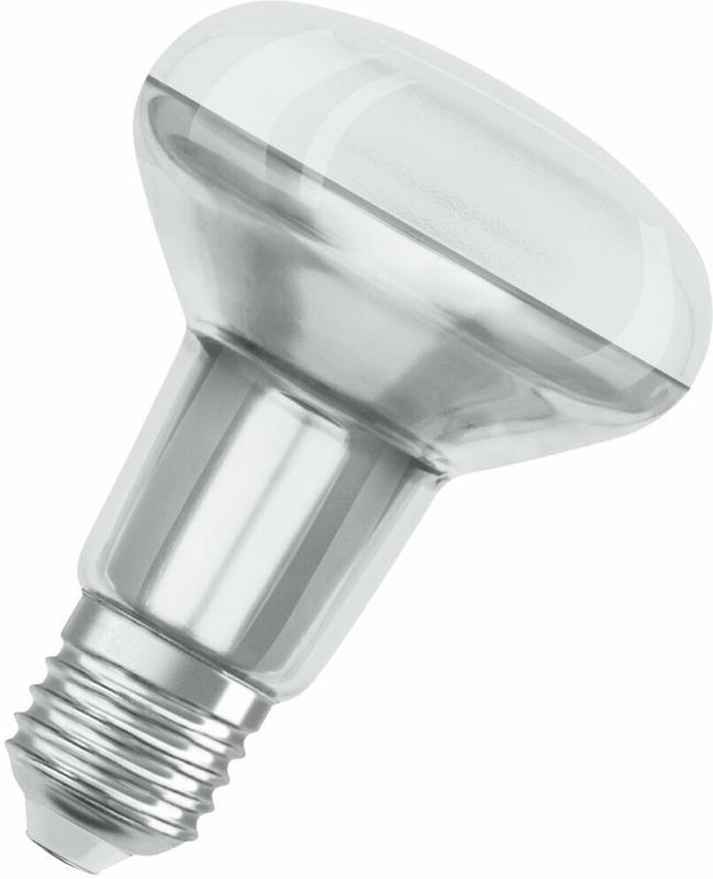 LED-Reflektor, dimmbar, E27, warmweiß, R80