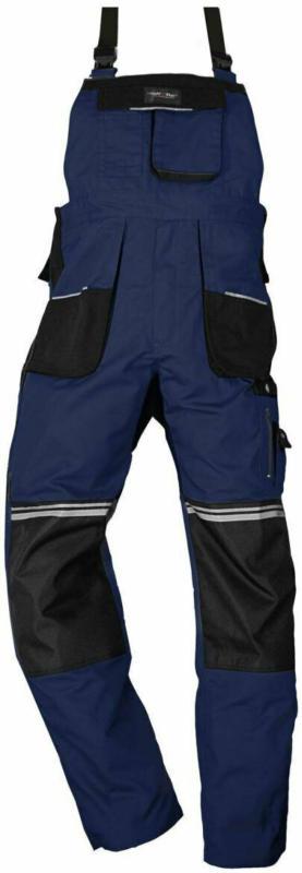 """Berufslatzhose """"Barry Fort Work"""", blau, Gr.48 blau   48"""