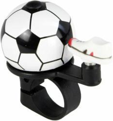 """Fahrradglocke """"Fußball"""", schwarz-weiß"""