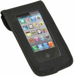 Smartphone-Tasche, mit Lenkerbefestigung