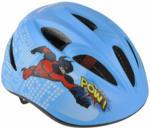 "HELLWEG Baumarkt Kinder-Fahrradhelm ""Comic"", blau, Gr.S/M"