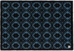 """Fußmatte """"Spirit"""" 38x58 cm, True Blue True Blue   58x38 cm"""