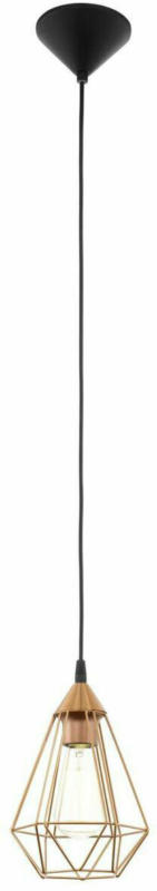 """Hängeleuchte """"Tarbes 1"""", 17,5 cm, kupfer"""