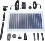 "HELLWEG Baumarkt PontecPondoSolar-Wasserspiel ""Solar 600 Control"""