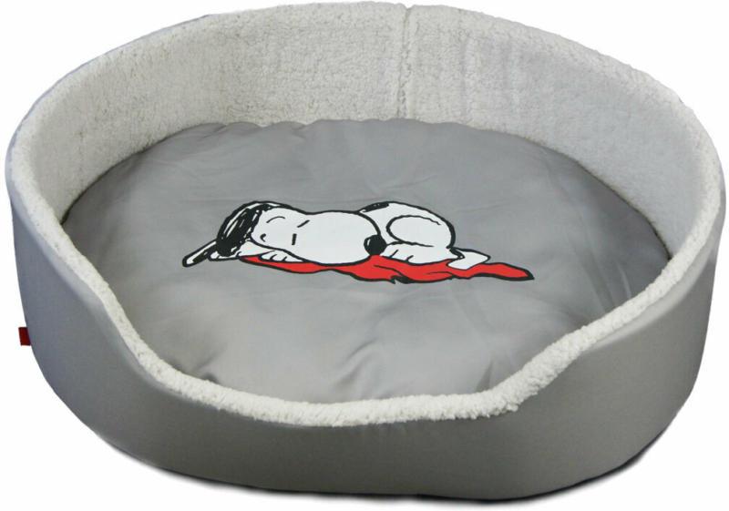 """Hundecouch """"Snoopy S"""", grau, 50x17x35 cm 50x17x35 cm"""