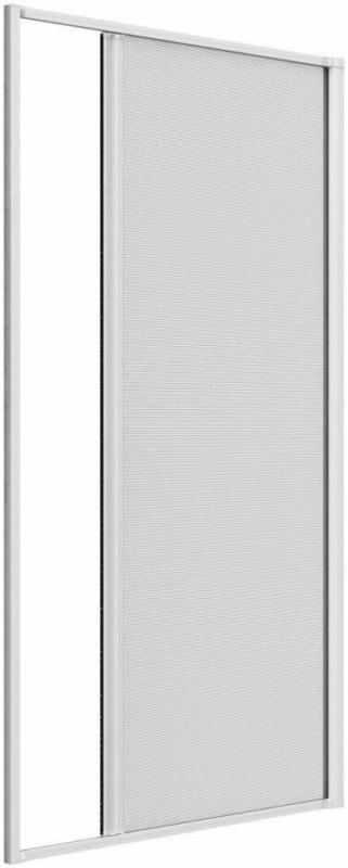 Insektenschutz Rollo-Tür, 160x220 cm, braun