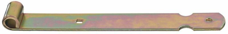 Ladenbaender gelb verzinkt 16x800 mm