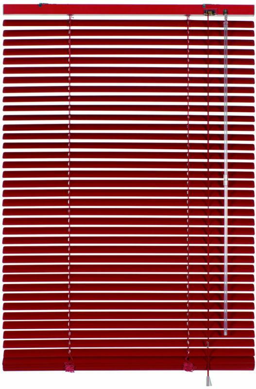 Alu-Jalousie, 70x175 cm, fuchsia rot 70x175 cm