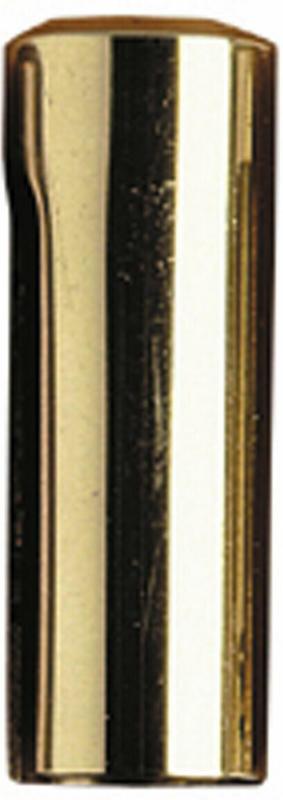 Nylon-Aufsteckhülsen-Gold