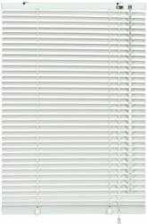 Aluminium-Jalousie, 120x130 cm, weiß 120x130 cm