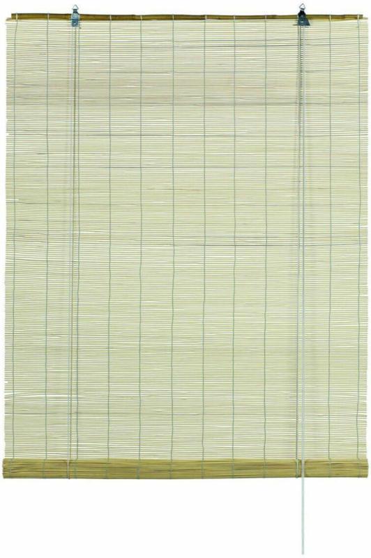Bambus-Rollo, 120x160 cm, natur 120x160 cm