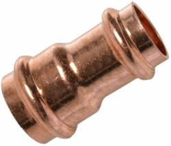 Verbindungsstück, reduzierend, Pressfitting für Kupfer, 18x15 mm, V-Kontur 18x15 mm