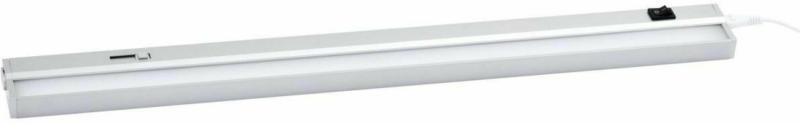 "LED-Unterbauleuchte ""Conero-DIM"", silber, 60,9x5,3x2,9cm silber   60,9x5,3x2,9  cm"