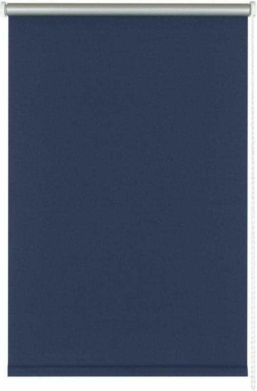 """Rollo """"Easyfix"""" Uni Thermo energiesparend, 82x160 cm, blau 82x160 cm"""