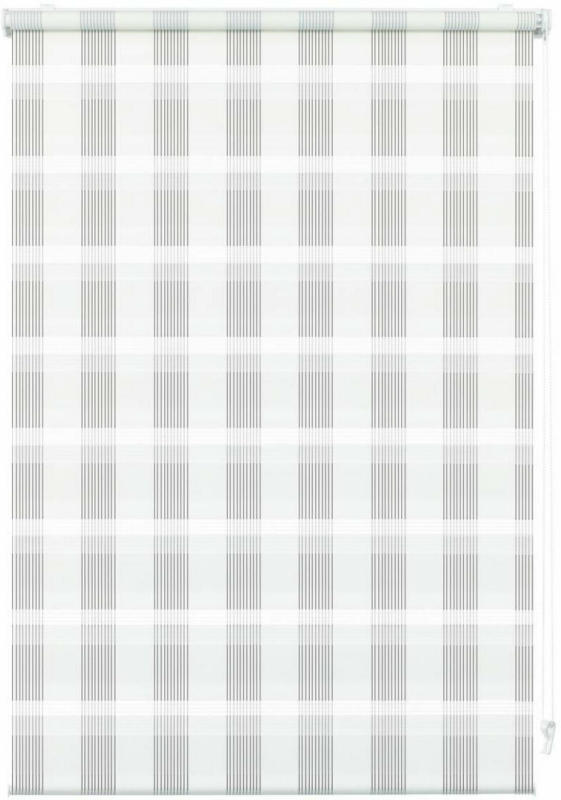 """EasyFix"" Rollo Karo, 60x150 cm, weiß 60x150 cm"