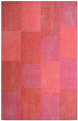 """Vintage-Teppich """"Lyrical 110"""" Multi/Rot, 160x230cm 160x230 cm"""
