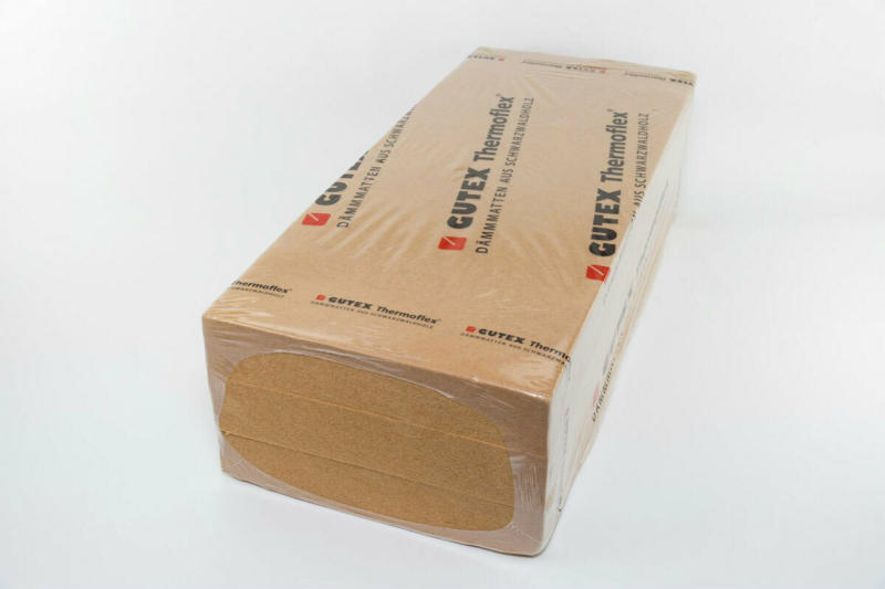 "Holzfaserdämmmatte ""Thermoflex"", 1350x575x240 mm 24 cm"