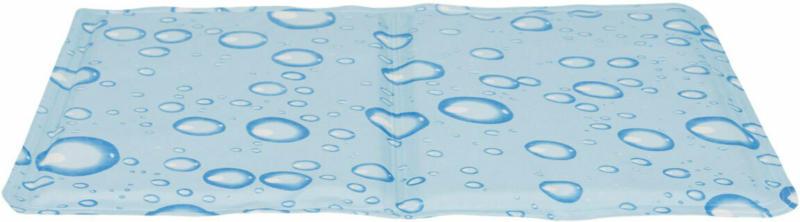 Kühlmatte hellblau L 65x50cm