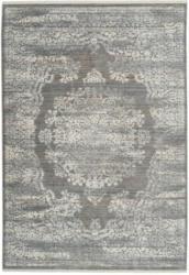 """Fransenteppich """"Baroque 1200"""", beige/braun 200x290 cm"""