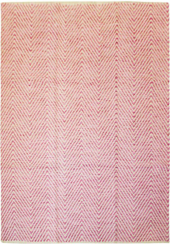 """Baumwollteppich """"Aperitif 510"""", pink 160x230 cm"""