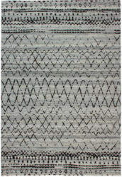 "Jacquard-Teppich ""Phoenix 113"", natur/grau 120x170 cm"