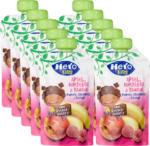 Denner Satellit Hero Kids Smoothie Apfel Himbeere Banane, 10 x 120 g - al 25.01.2021