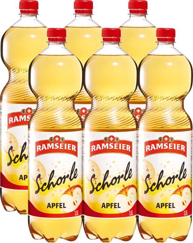 Schorle di mele Ramseier, 6 x 1,5 litri