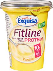Séré aux fruits Fitline Exquisa, Vanille, 400 g