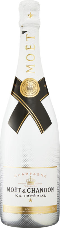 Moët & Chandon Ice Impérial Champagne AOC, Champagne, Frankreich, 75 cl