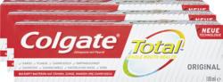 Dentifrice Total Colgate , 3 x 100 ml