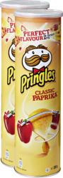 Pringles Chips Classic Paprika, 2 x 200 g