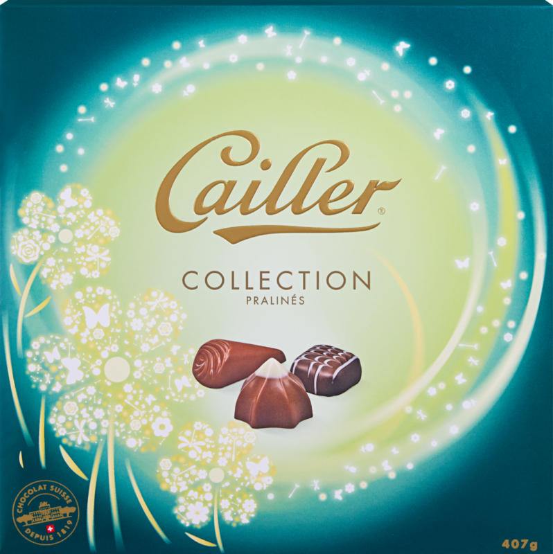 Cailler Pralinés Collection, 407 g